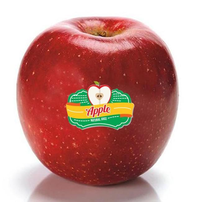 水果不干胶标签